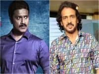 Aditya Playing Villain Opposite Upendra