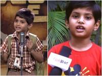 Kannadada Kanmani Contestant Abhishek Interview