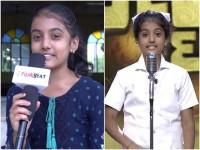 Kannadada Kanmani Contestant Saanika Interview