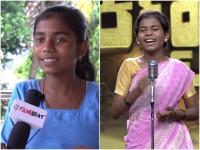 Kannadada Kanmani Contestant Srusti Interview