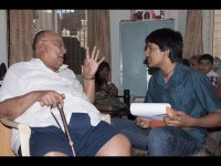 Kishan Condolences For Actor Master Hirannaiah Death
