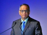 Infosys Narayana Murthy Are Participating In Weekend With Ramesh