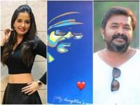 Ravichandran Invited Ashika Ranganath And Naveen Krishna For His Daughter Wedding