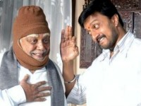 Sudeep Condolences For Actor Master Hirannaiah Death