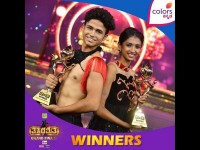 Sunil And Dikshita Win The Dance Contest Of Thakadimitha Reality Show