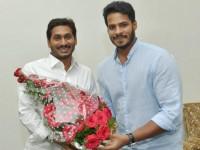 Nikhil Kumar Meet Andhra Pradesh Cm Jagan Mohan Reddy