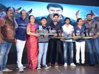 Darshan Son Vineesh Receives Yajamana Movie Memento