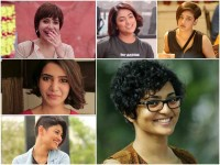 Popular Indian Actress Short Hairstyle