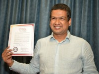 May 12 Will Be Know As Vijay Prakash Day In America