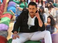 Darshan Starrer Yajamana Kannada Movie Completed 99 Days