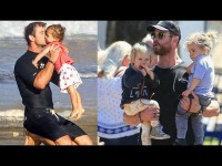 Hollywood Actor Chris Hemsworth Naming His Daughter India