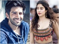 Janhvi Kapoor And Karthik Aryan Are Teaming Up For The Film Of Dostana