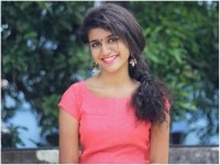 Priya Varrier Confused About Continue Her Education Or Fully Involved In Acting
