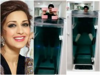 Sonali Bendre Shared A Video Of Her Aqua Therapy Sessions