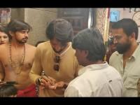Sudeep Gives Gift For Duniya Vijay