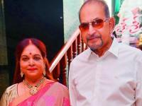 Telugu Actor Mahesh Babu Step Mother Vijaya Nirmala Passed Away