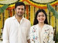 Rashmika And Nithiin Bheeshma Movie Launch Today
