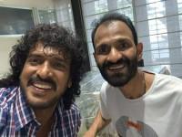 Upendra Meets Raghavendra Rajkumar