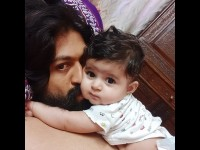 Radhika Pandit Shares Her Daughter Photo On The Occasion Of Fathers Day