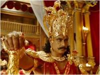 Spelling Mistake In Kurukshetra Kannada Movie Trailer