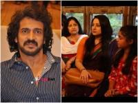 Kannada Actor Real Star Upendra Joins His Wife Starrer Devaki Film