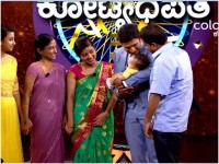 Puneeth Rajkumar Named The Child As Shourya In The Kannadada Kotyadipathi