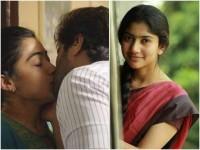 Actress Sai Pallavi Refused Dear Comrade Film Over The Liplock Scene In The Film