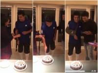 Kannada Actor Shiva Rajkumar Celebrated His 57th Birthday In London