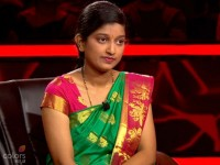 Shwetha Lost The Kannadada Kotyadhipathi Game