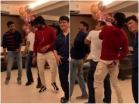 Sudeep Danced With Salman Khan And Prabhu Deva