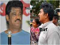 Actor Jaggesh Rection About His Brother Komal Kumar Attacked By Viji