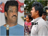 Jaggesh React About Komal Kumar Incident