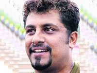 Music director Raghu Dixit