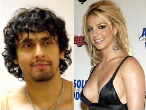 Sonu joins hand with Britney