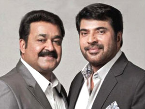 I-T raids on Mammootty, Mohanlal