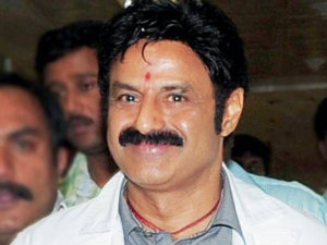 Actor N Balakrishna