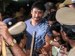 Actor Darshan arrest
