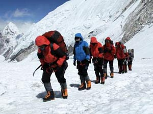 Indian Army Womens Everest Expedition