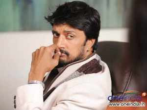 Kannada Actor Sudeep