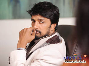 Actor Sudeep