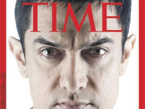 Aamir on Time magazine