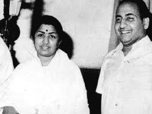 Lata Mangeshkar insecure of my father Mohd Rafi success