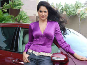 Actress Sameera Reddy