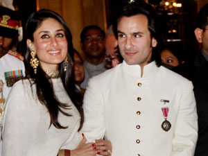 Saif, Kareena marriage