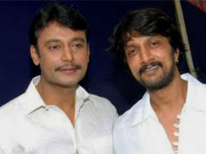 Sudeep to direct Darshan movie in March 2013