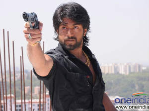 Rocking Star Yash
