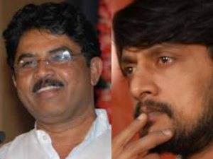 Sudeep rejected DCM Ashok invitation to join politics