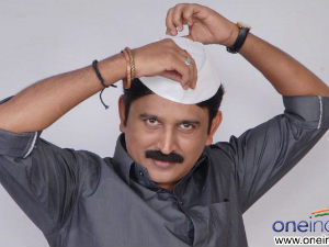 Actor Ramesh Aravind