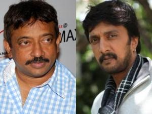 Sudeep teams up with Varma