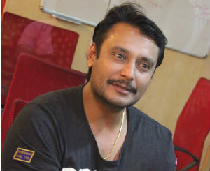 Kannada actor Darshan